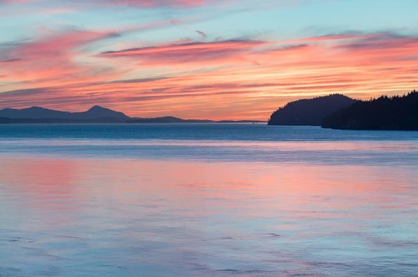 SWARTZ BAY #3 - PENDER ISLAND,  CANADA