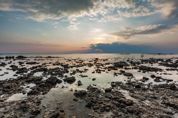 BEACH ON KOH JUM #1, THAILAND