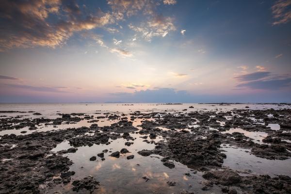 BEACH ON KOH JUM #2, THAILAND