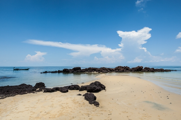 BEACH #1- PREK SVAY, KOH RONG ISLAND