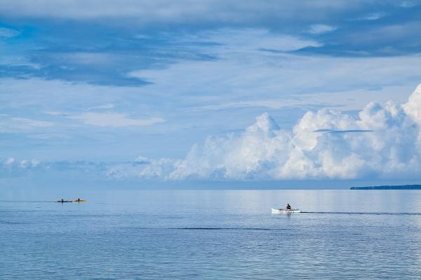 CALM SEA - NAPANTAO, SOUTHERN LEYTE
