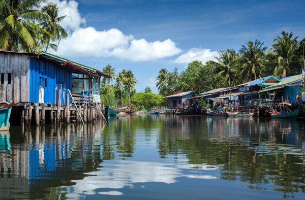 Riverside Houses, Prek Svay, Koh Rong, Cambodia 3