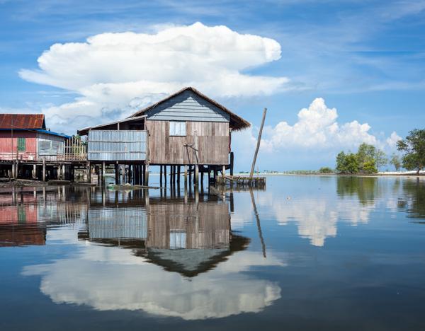 Riverside Houses, Prek Svay, Koh Rong, Cambodia 5