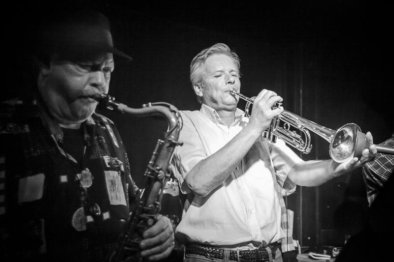 Geoff Hearn and Dave Hampton