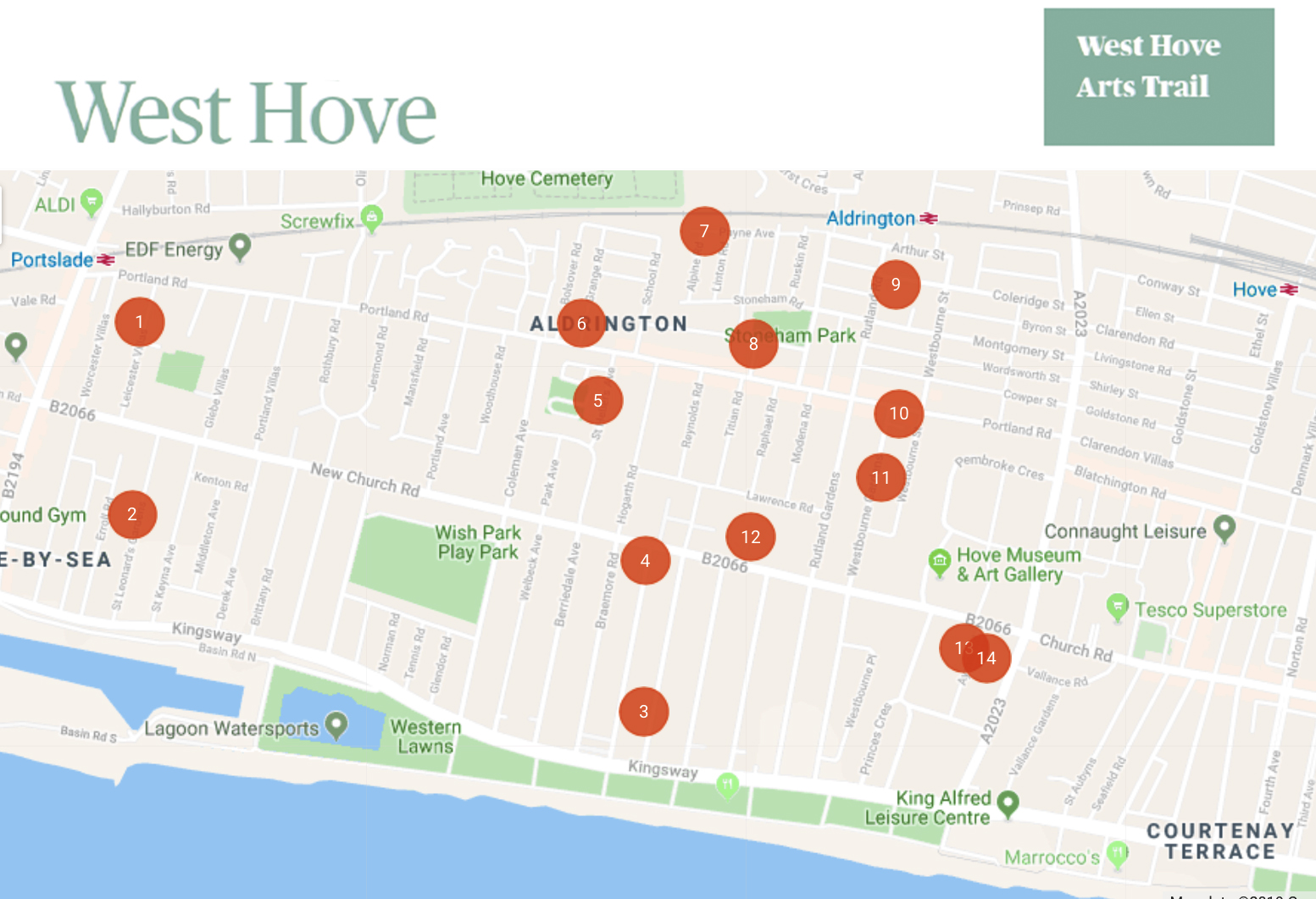 West Hove Art Trail