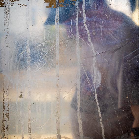 bus shelter window