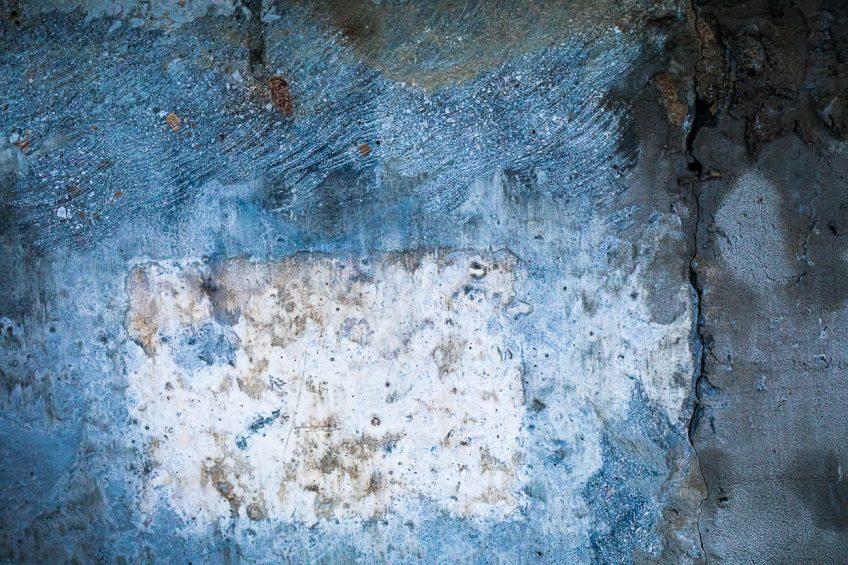 sea of concrete
