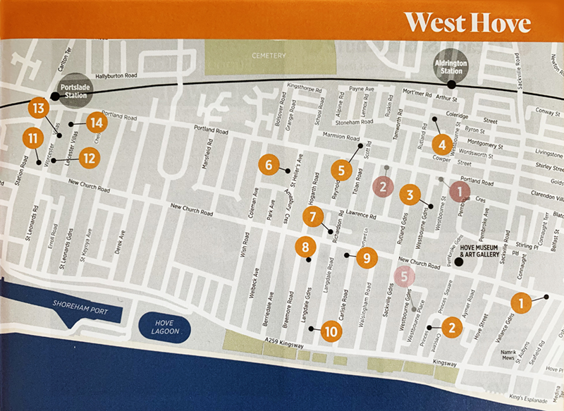 West Hove Arts Trail